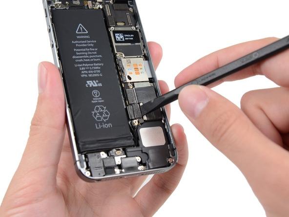 Cambiare Schermo Iphone 5