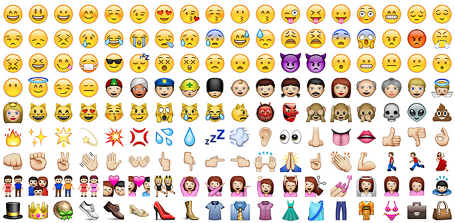 Significato Emoticon Ecco Cosa Significano Le Emoticon Di Whatsapp