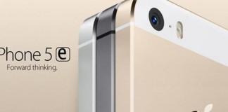 Apple iPhone 5e