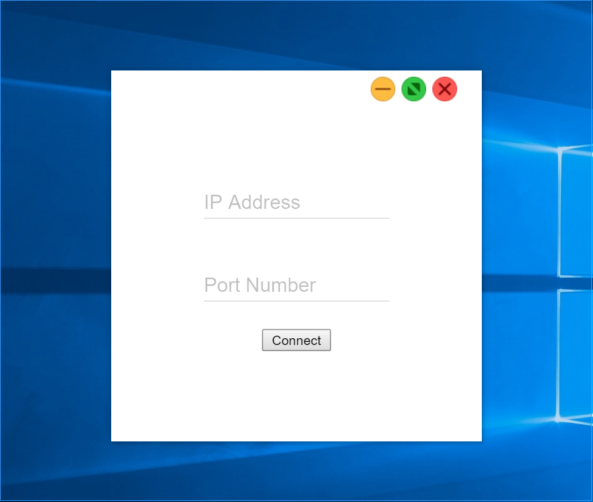 Remote-Messages-Client-Login-593x502