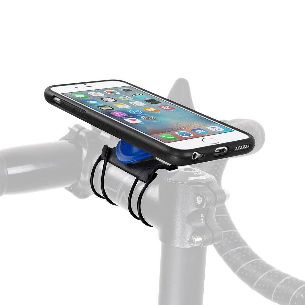 QUAD LOCK Kit Supporto Universale per Manubrio + Cover iPhone 6 - 6s